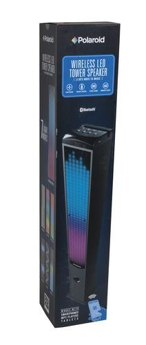 Amazoncom Wireless Led Tower Speaker With Dancing Lights Home