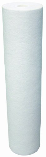 vitapur Replacement Sediment Filter for Whole Home UV Water Disinfection/Filtration Systems/Standard 20-Inch Big Blue Filter Housings