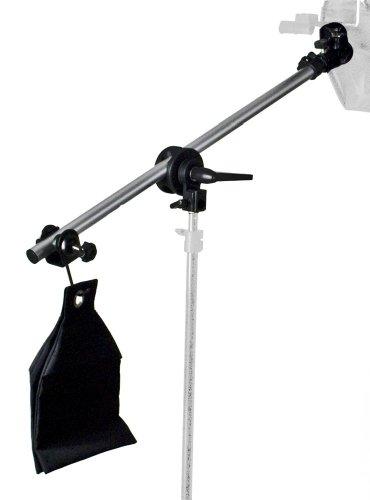 Interfit Photographic STR173 56-Inch Max Strobies Boom Arm (Black)