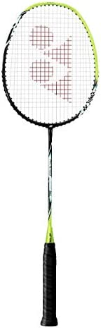 YONEX Arcsaver Light 5i Badminton Pre-Strung Racket 5UG5 Black//Lime