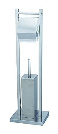 my Basics WC-Bürstenhalter Toilettenpapierhalter WC-Garnitur Toilettenbuerste