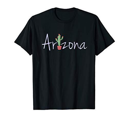 Arizona Saguaro Cactus tee shirt men women boys girls gift