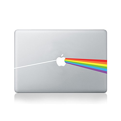 Prism Vinyl Sticker for Macbook (13-inch Macbook and 15-inch - Prism Decal