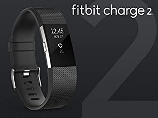 Fitbit Charge 2 Heart Rate + Fitness Wristband (B01L6RE7Z4) | Amazon price tracker / tracking, Amazon price history charts, Amazon price watches, Amazon price drop alerts