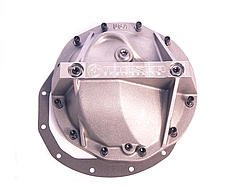 Moser Engineering 7110 Aluminum Rear Differential Cover for 12 Bolt GM Rear End by Moser Engineering