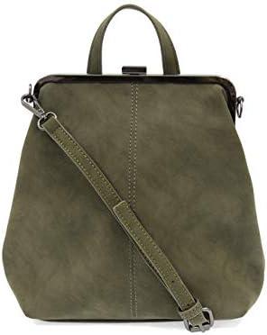 Joy Susan Phyllis Nubuck Convertible Backpack