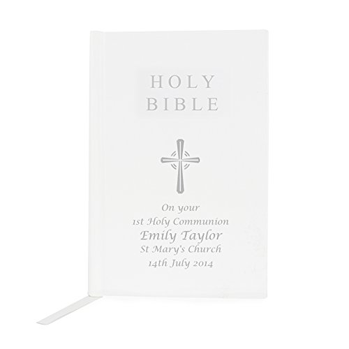 Personalized Children's Holy Bible - Perfect for Christening, Baptisms and -