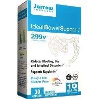 Vcaps Jarrow Formulas - Jarrow Formulas Ideal Bowel Support 299v, 30 VCaps (Pack of 2)