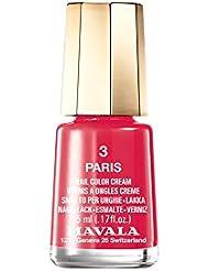 Mavala Mini Color Nail Polish, Cream Finish, Paris, 0.17 Ounce