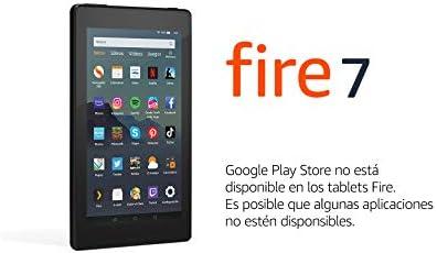 Tablet Fire 7, pantalla de 7, 16 GB (Negro) - Incluye ofertas ...