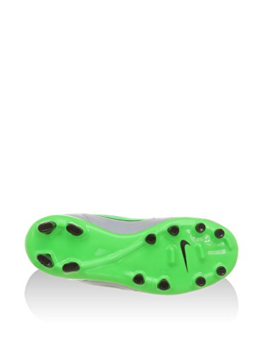 Nike Jr Tiempo Genio Leather Fg -  para hombre Gris Claro / Verde