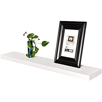 Amazon.com: Estante de pared flotante Lewis Hyman 9084670 ...