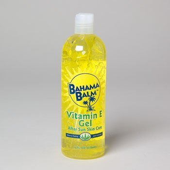 Bahama Balm Vitamin E Gel 16 Oz
