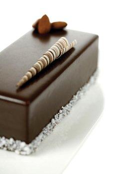 Belgian Chocolate Decoration Turitella - 117 pces