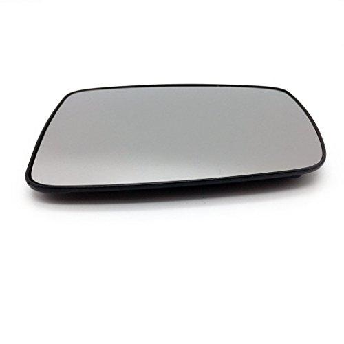Ensun LR017070 Exterior Heated Convex Door Mirror Glass LH Driver Side fits Land Rover LR2 LR3 Range Rover -