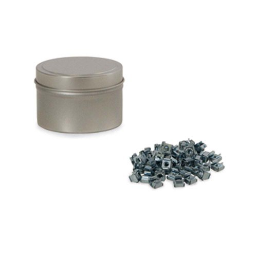 M5 Cage Nuts - 100 Pack by NAC Wire and Cables