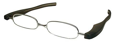 시니어 글래스 안경 돋보기 포드리더 스마트 PodReader SMART 그레이 +1.50