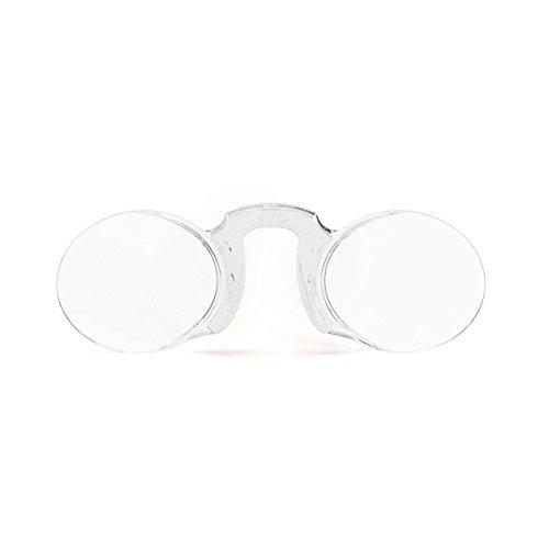 Astine Colori 6 Lettura Occhiali Ovali 5 Mano A Diottrie Sempre Nooz Di Da Senza Misti Bianco Portata RWXndO7g