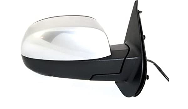 Left New Mirror Heated Chevy Yukon Suburban In-glass Signal Light Driver Side LH