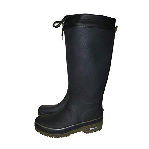 Boot Hunter Stivali da caccia in gomma naturale da uomo in gomma naturale Stivali da pioggia (Dimensione : 39 1/3 EU)