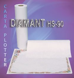 Carta plotter Diamant HS90 - 70 cm. x 100 mt.