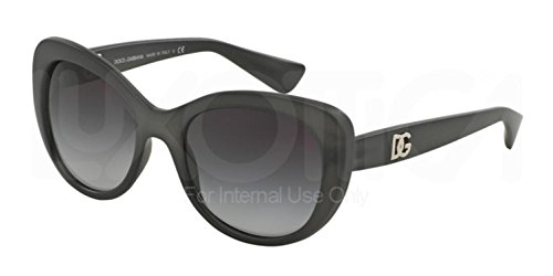 Dolce&Gabbana LOGO EXECUTION DG6090 Sunglasses 502/13-54 - Havana Frame, Brown - Gabbana Price Dolce Of Sunglasses And