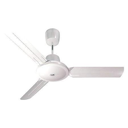 Lampadari Con Ventilatore Vortice.Vortice 61751 Ventilatore Da Soffitto Reversibile Nordik Evolution