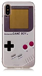 Xact Soft phone case for Apple Iphone 7 plus and Iphone 8 plus - game boy