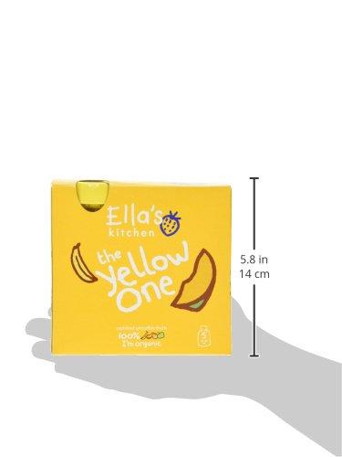 Ella's Kitchen - Smoothies - The Yellow One - 5x90g by Ella's Kitchen (Image #4)