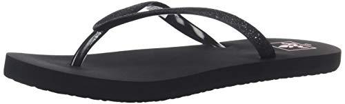 - Reef Girls Stargazer Sandal, Black, 13-1 Medium US Little Kid