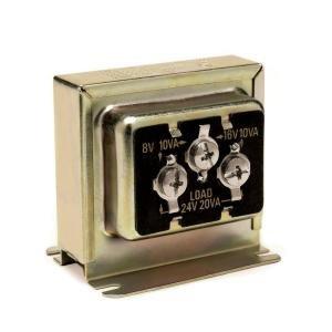 IQ America Multi-Voltage Wired Doorbell Transformer