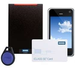 HID 921NTNNEK00000 RK40 iCLASS SE Smart Card Reader with Keypad