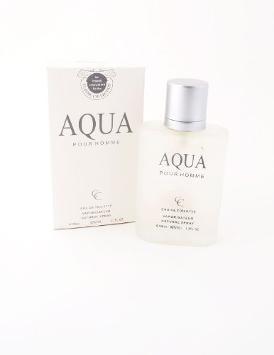 Aqua 3.3 Oz Impression of Acqua Di Gio for (Acqua Di Gio 100 Ml)