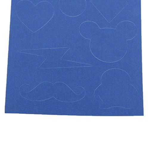 Self-Adhesive Repair Patch for Down Jacket Tent Umbrella Sleeping Bag Blue