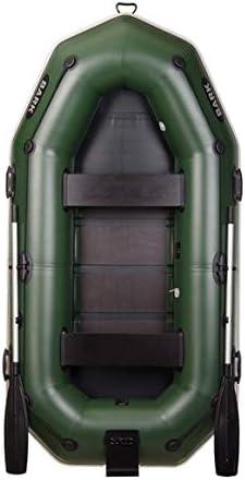 B-300 Lattenboden BARK B-300 3.0 m 300 cm Schlauchboot f/ür 2 Person Paddelboot Ruderboot Angelboot Profi