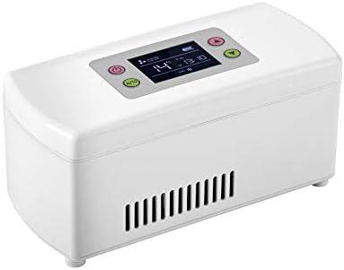 薬クーラー、ポータブルミニ冷蔵庫、小型家庭用冷蔵庫、車の冷蔵庫、インスリンクーラートラベルケース、薬の保管に適しています