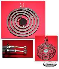 Buy electric range with coil burners
