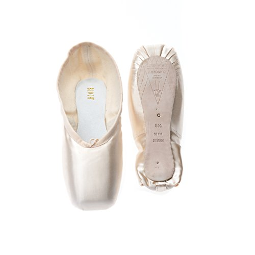 131 serenade bloch pointe shoes size 3 c width free ribbon by Bloch Nv97TdP