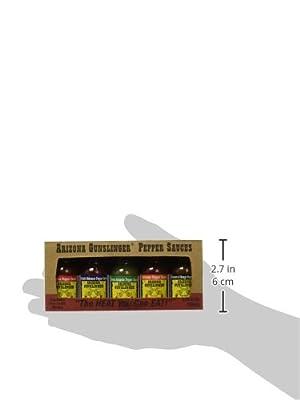 Arizona Gunslinger Pepper Sauce Variety Pack