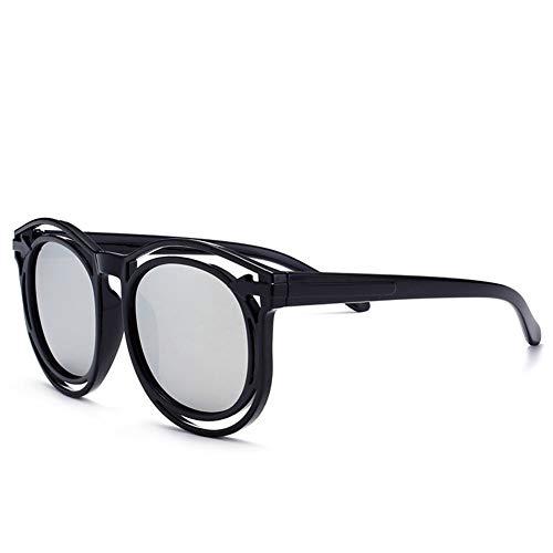 NIFG B soleil lunettes lunettes unisexe mode Rétro réfléchissantes de soleil de rtOwqrv