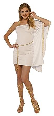 Women's Ancient Greek Mythology Goddess Toga Dress Costume