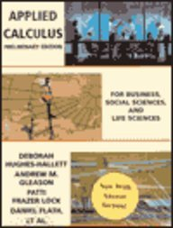 Applied Calculus: For Business, Social Sciences, and Life Sciences : With Answer Section