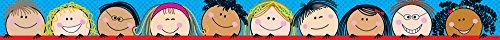 Creative Teaching Press Smiling Stick Kids Border (Stick Kids Border)