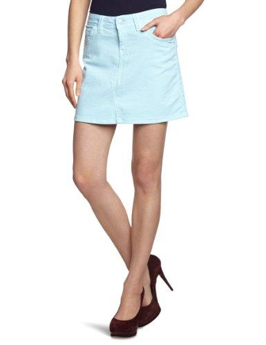 Cross - Falda para mujer Azul claro
