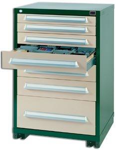(Lyons Metal Prod (Govt Sales). Platinum Series Modular Drawer Cabinets H240)