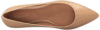 Calvin Klein Women's Genie Pointed Toe Flat