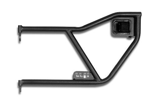 74 Rear Tube Door for Jeep JK Unlimited 07 -10 (Warrior Products Tube Door)
