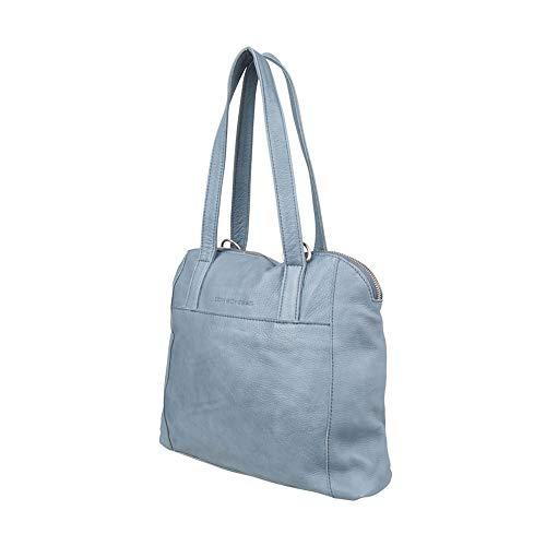 River Cowboysbag Bolso 2078 Blue mano Azul de Mujer rYZwrq