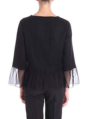 Noir Ferretti Viscose Femme Pullover Alberta V092566031555 tZxCwdZq
