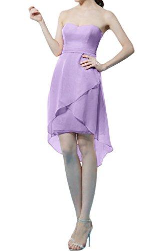 Missdressy - Vestido - trapecio - para mujer Lavanda 38